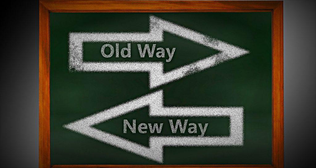 דרך חדשה